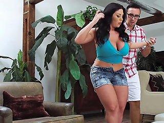 Brazzers Dirty Masseur Rub And Fuck Thy Neighbor Scene Starring Sheridan Love And Keiran Lee